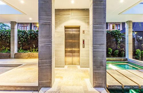 Aq Va Hotel Bali Overview